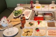 世(shi)界糧食日|節約糧食成共識 海底撈(lao)半份菜點單率超70%