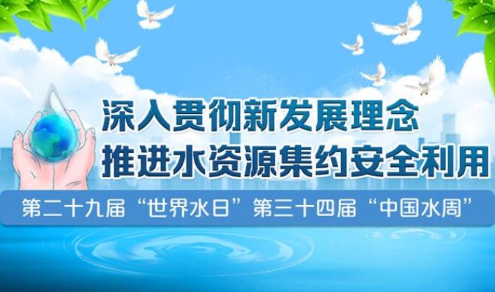 专题丨深入贯彻新发展理念 推进水资源集约安全利用