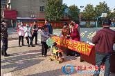 南县华阁司法所积极开展妇女儿童维权普法宣传活动