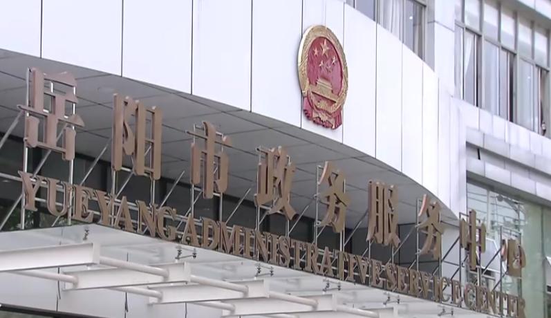"""岳阳:当好政务服务""""店小二"""" 全力助推复工复产"""