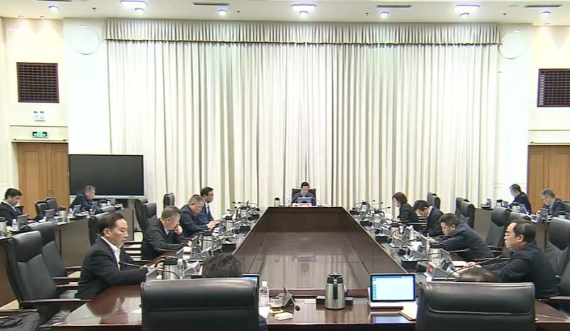许达哲主持召开省发展开放型经济领导小组会议强调 着力稳住外贸外资基本盘 奋力完成全年开放发展目标任务