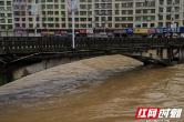 实时更新 | 安化防汛应急响应上调为Ⅱ级 发布洪水黄色预警