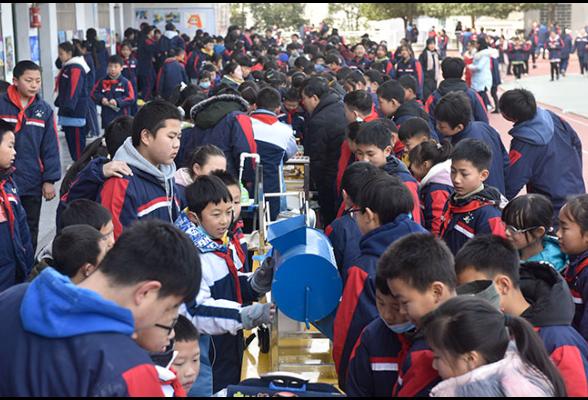 第42届沅陵县青少年科技创新大赛圆满落幕