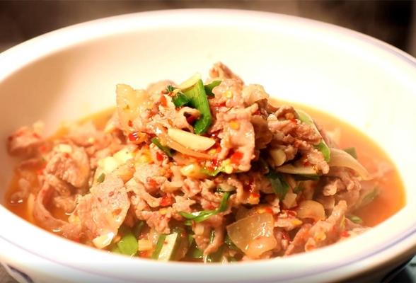 醴陵有味①:十大名菜之醴陵小炒肉