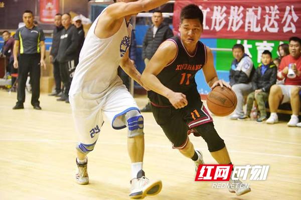 2020年衡阳市篮球联赛落幕 6支球队争夺冠亚军