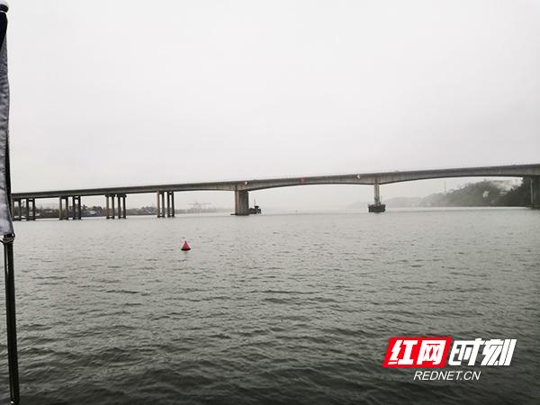 注意!28日至4月底,衡阳金堂湘江大桥靠右岸水域实行交通管制