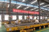 项目建设百日会战 | 怀化远大:首个民营企业项目装配式构件发车吊装