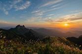 湘西世界地质公园丨仙境吕洞山——生于寒武纪