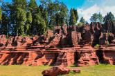 湘西世界地质公园丨自奥陶纪而来 红石林已红了几亿年