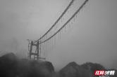 矮寨不矮 时代标高 | 一组旧照片穿越时间 回放奇迹之桥的建设历程