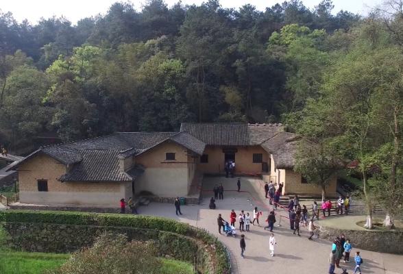 韶山红色旅游回暖 元旦假期接待游客8.1万人次