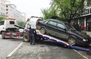 郴州苏仙区:坚决向报废车说不