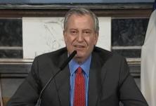 美国 新冠肺炎疫情 纽约市长:多次求援 但联邦政府无动于衷