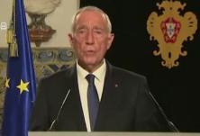 """戴口罩能防感染? 葡萄牙总统称""""亲测有效"""""""