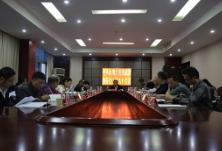 永州市委统战部传达学习贯彻习近平总书记在湖南考察时的重要讲话精神