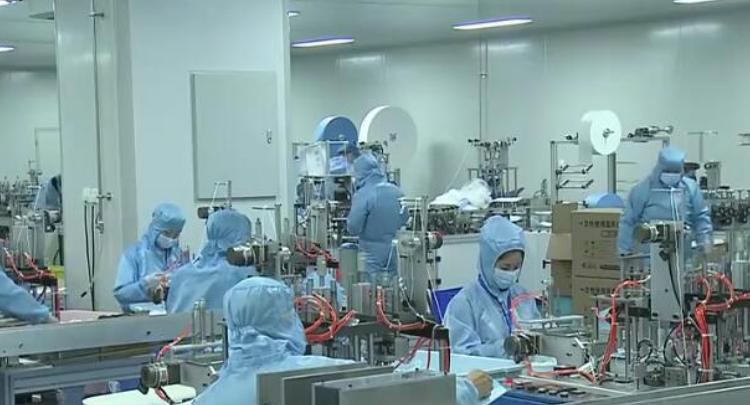 湖南:着力化解产销瓶颈 促防疫物资生产企业良性发展