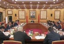 杜家毫与经济专家座谈 科学分析研判国际经济形势 集中精力办好湖南的事情