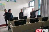 慈利县通津铺镇中学:少年宫活动迎检受好评