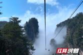 武陵源杨家界索道11月22日停运检修