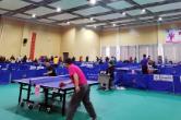 第九届大发麻将省市州大发麻将(体)局机关干部职工乒乓球团体赛在张家界市举行