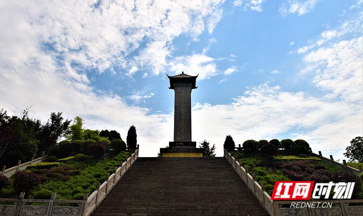 红二方面军长征出发地纪念碑.jpg
