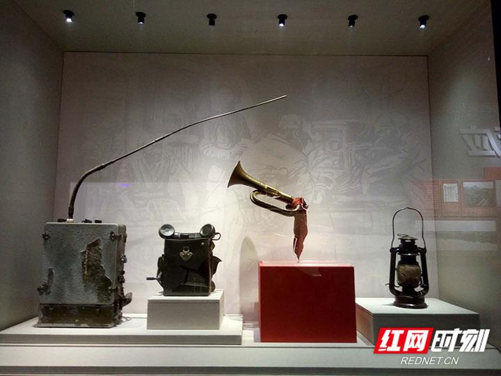 红二方面军长征出发地纪念馆-馆内-展厅陈列2.jpg
