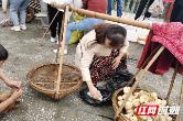 永定区崇文街道工会:积极推进消费扶贫活动