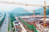 岳麓山西大门进入主体施工阶段 将新增一座连通桥和700多个停车位