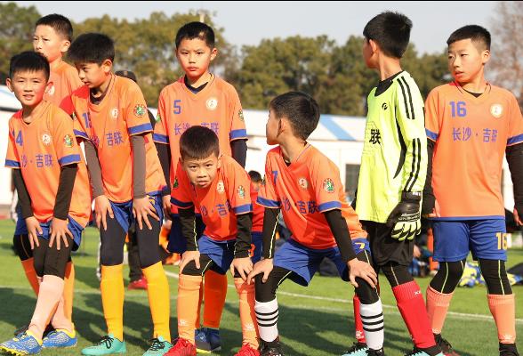 2021我最靓 ! 重温湖南新年足球赛