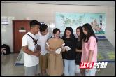 湖南外贸职业学院教师胡蓉艳:严爱相济,做学生的引路人