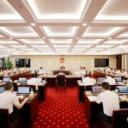 省十三届人大常委会举行第88次主任会议