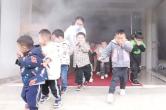 """消防宣传进幼儿园 萌娃齐学""""安全启蒙课"""""""