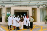 长沙医学院看望中国实习的留学生 助推构建人类命运共同体