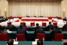 杜家毫主持召开省委疫情防控工作领导小组正副组长会议