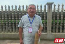 湖南南县:子承父业  老党员奋战防汛一线42年