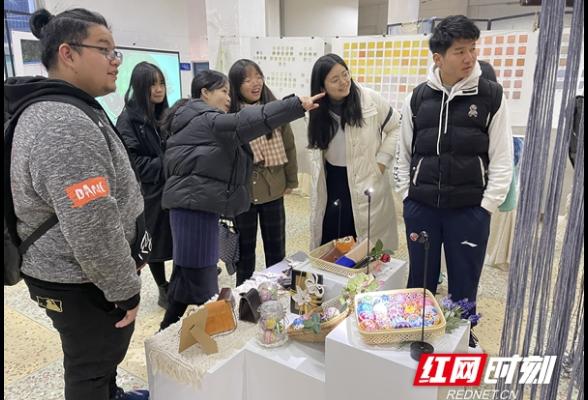 湖南农业大学启动2020年景艺设计周暨教学成果展