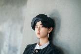 张子枫率性亮相时尚活动 俏皮贝雷帽造型甜酷有加