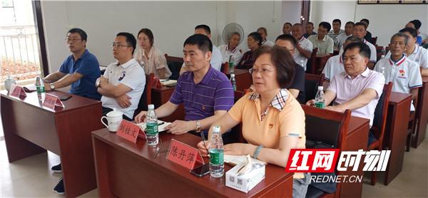 省红十字会党组书记、常务副会长陈丹萍参加培训会.jpg