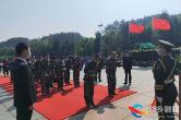 退役军人事务局:开展主题党日活动 接受红色教育
