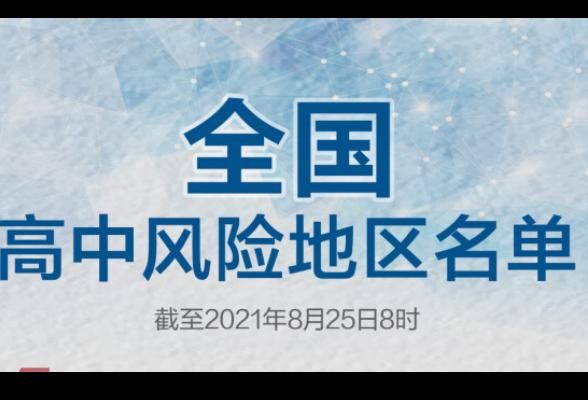 "湖(hu)南今(jin)日(ri)""清零""!全國高(gao)中風險區降至50以下(xia),一圖速覽(lan)"