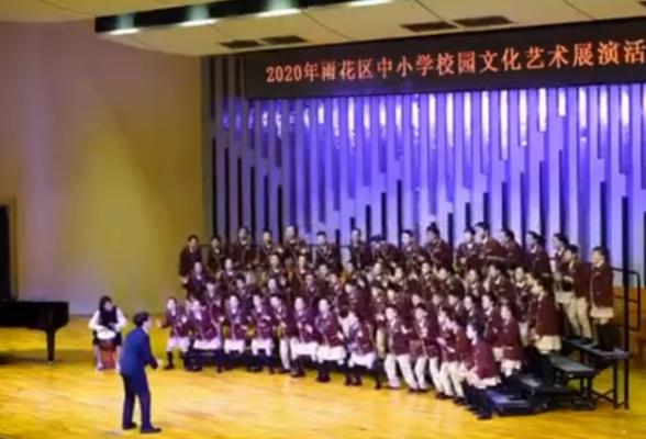 """看过电影《放牛班的春天》吗?长沙这小学合唱团里个个是 """"王者"""""""