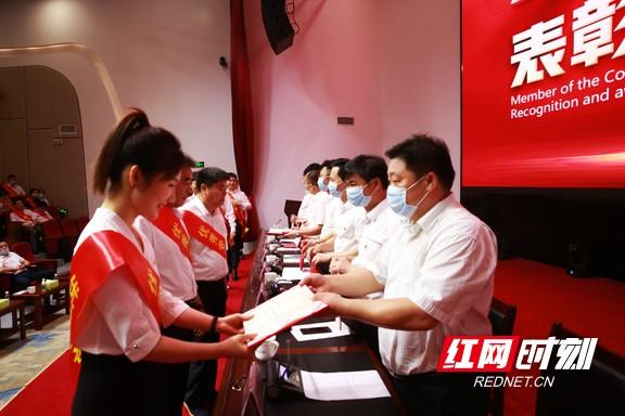 """发展""""红色引擎"""" 宁乡高新区举行创建全国党建示范区启动仪式"""