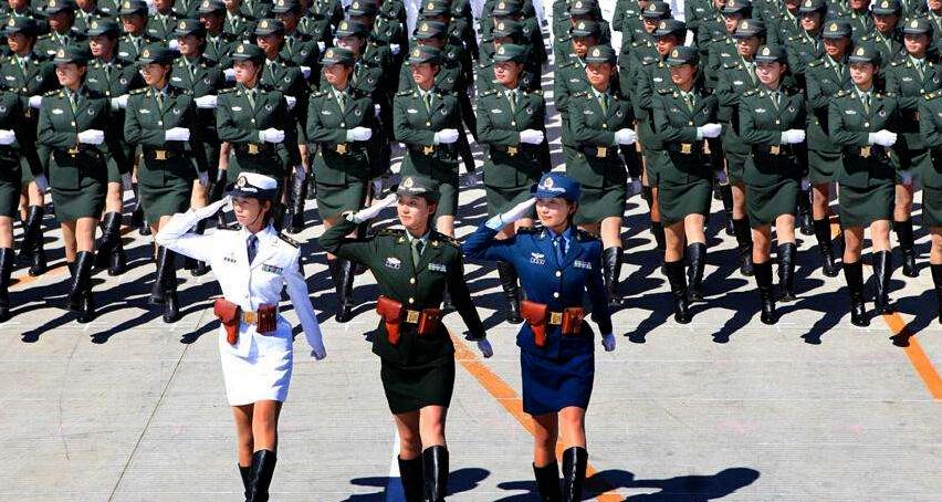 湘潭市2020年女兵定兵名单公示
