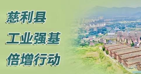 慈利县工业强基倍增行动专栏
