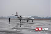 视频丨永州零陵机场:校飞完成,通航在即!