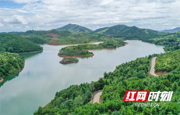 道县西源水库。