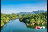 视频|湖南蓝山:绿水青山生态美