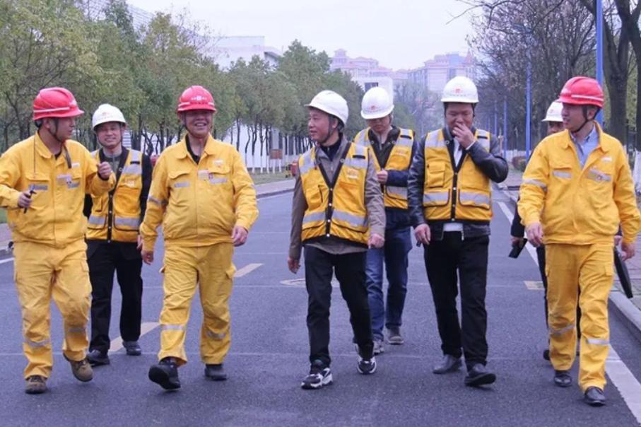 郴州市应急管理局开展节后直管行业安全生产督导检查