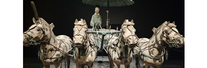 Exhibition of Qin Dynasty's Unification to Be Held in Changsha from June 12