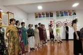 恒达社区联合快乐老年大学开展基层老年教学点工作